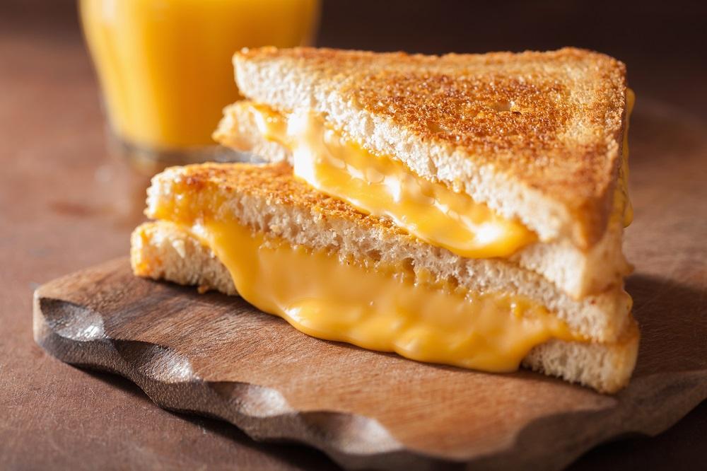 Cheese sandwhich