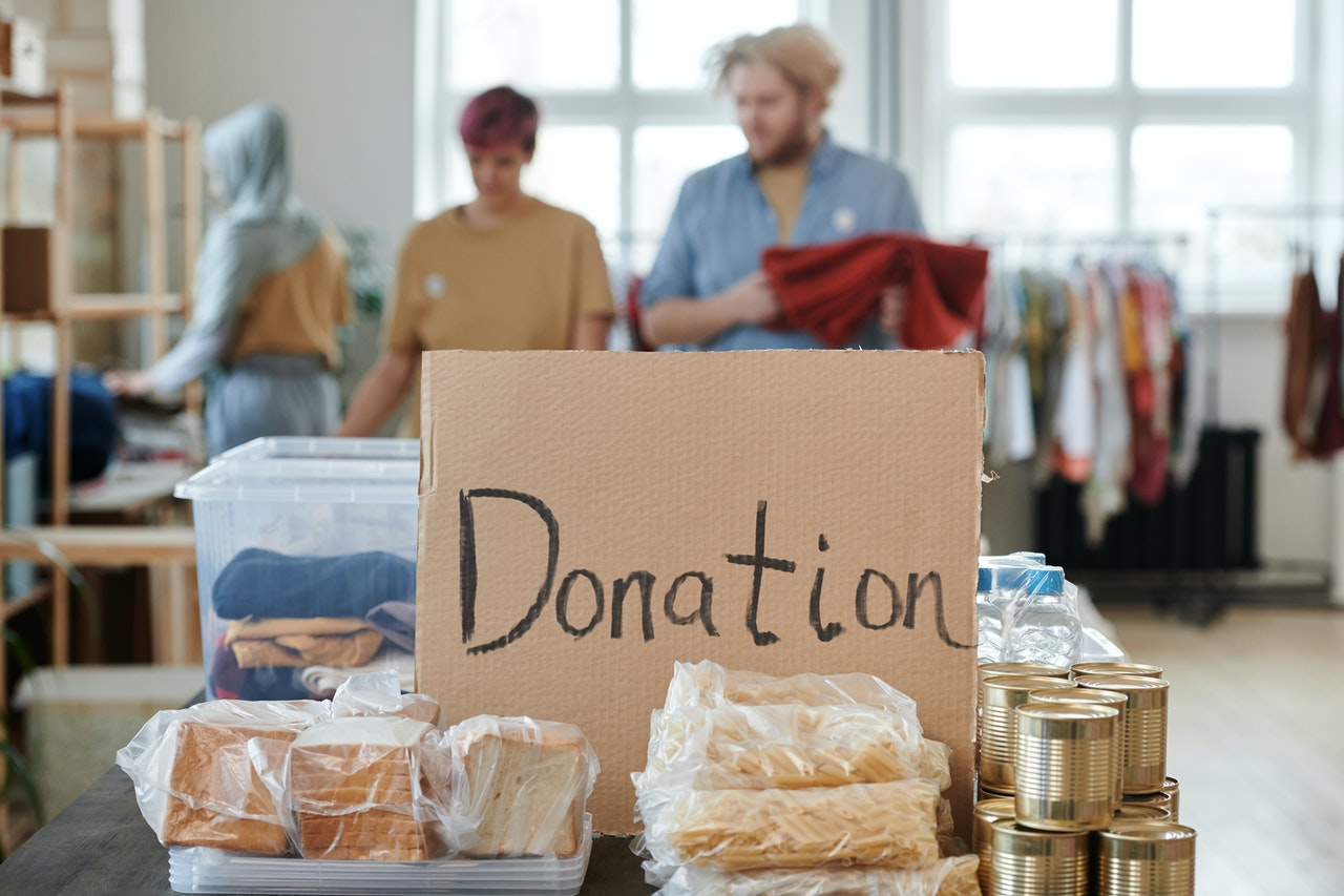 donation drive
