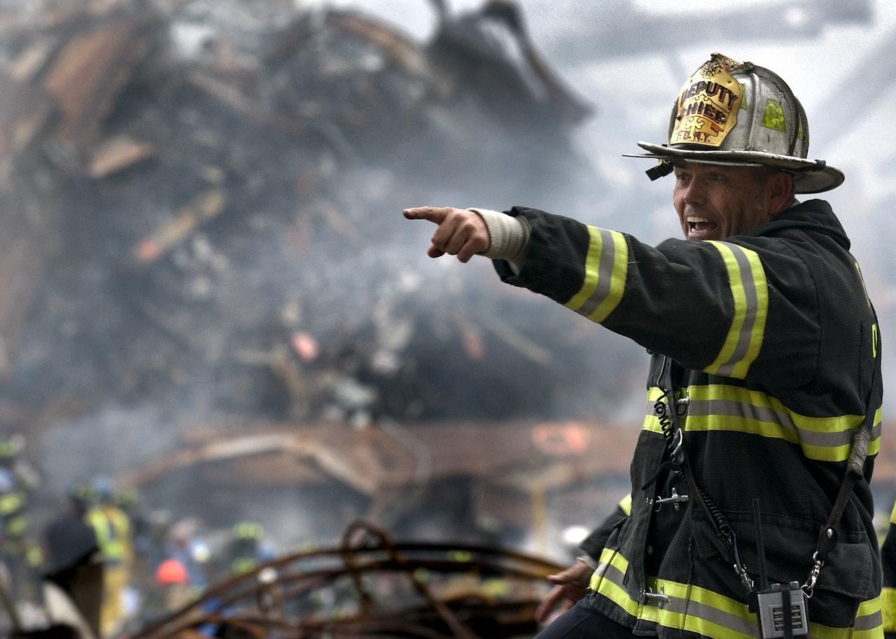 fire volunteer